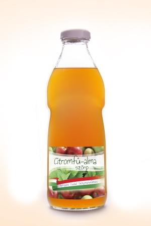 Citromfű - alma